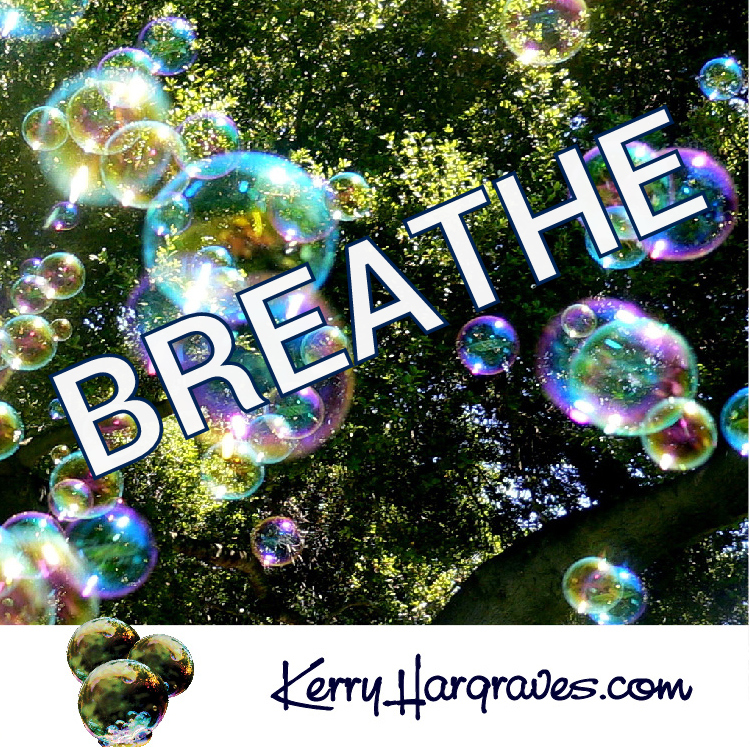Tip for Living Happy NOW! – Breathe